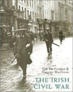 Cover of Tim Pat Coogan's 'The Irish Civil War'
